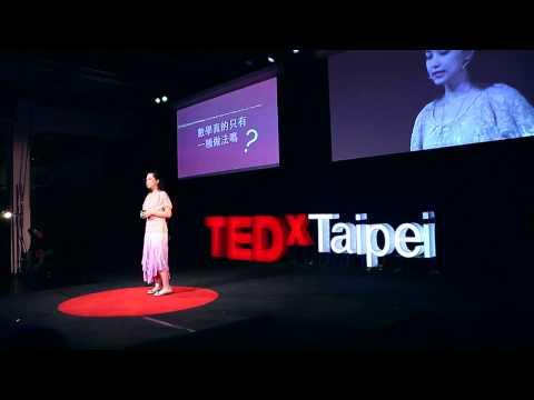 充滿鼓舞性的自由教育:黑嘉嘉 (Joanne Missingham) at TEDxTaipei 2012