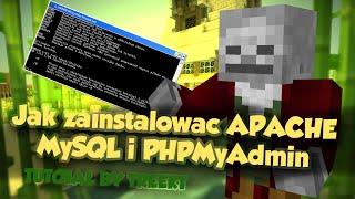 Jak zainstalować Apache, MySQL i PHPMyAdmin na serwerze dedykowanym