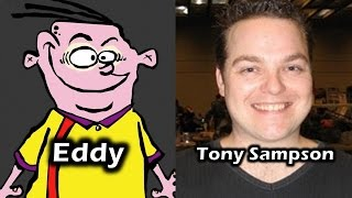 Characters and Voice Actors - Ed, Edd 'n' Eddy