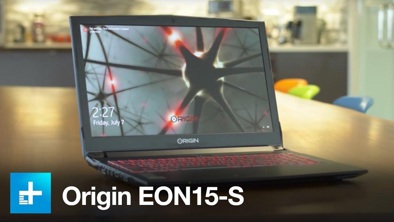 Origin EON15-S – Hands On Review