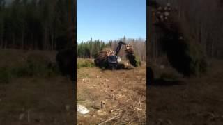 TimberPro Forwarder