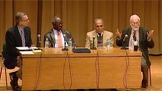 Wheaton Theology Conference | Panel: Jeffery Greenman, Lamin Sanneh, Samuel Escobar, Andrew Walls