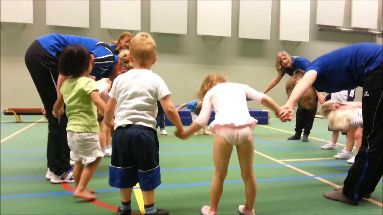 Welp Peuter / Kleuter gymles Turn2Move - YouTube KT-09