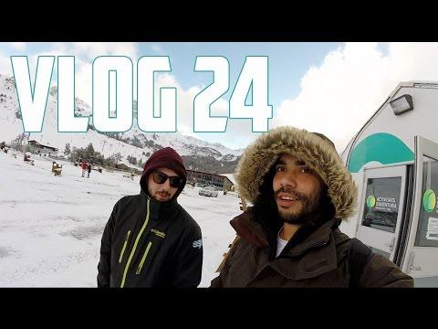 VLOG 24: en la nieve con MSI, Auronplay y los gatitos