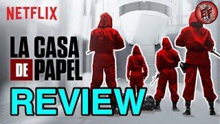 La Casa De Papel - Non-Spoiler Review