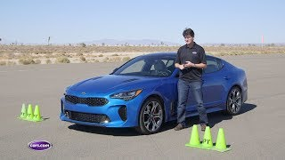 2018 Kia Stinger And Stinger GT: First Drive