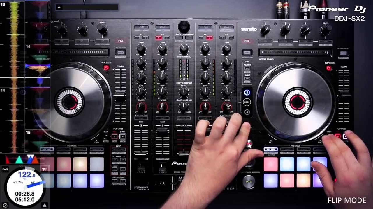 Купить контроллер для dj pioneer ddj-sx2 по доступной цене в интернет магазине м. Видео или в розничной сети магазинов м. Видео города москвы.