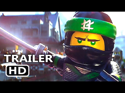 Thumbnail: THE LЕGΟ NINJАGΟ MOVIE Official Trailer (2017) Animation Movie HD