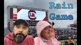 Rain Game at Williams Brice.  Go Cocks!