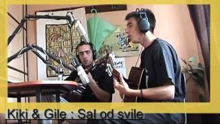 Kiki & Gile - Sal od svile