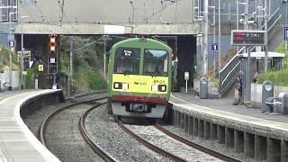 8500 & 8510 Class DARTs - Harmonstown - 10/07/17