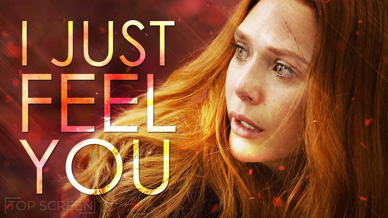 Scarlet Witch - I Just Feel You