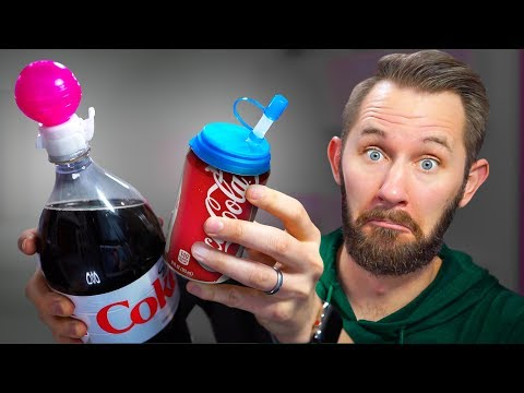 Coke Soda Hacks! | 10 eBay Items that NAILED it or FAILED it!