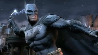 Batman vs. Flash - Injustice: Gods Among Us