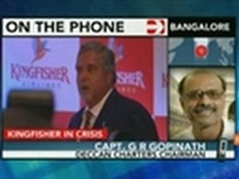 Gopinath Says Cash Flow Management Vital For Kingfisher