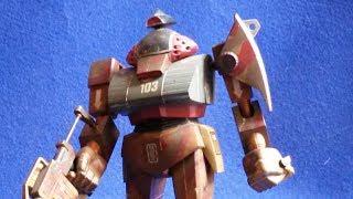 Condar 1/48 Robotech Defenders (Bushman Dougram)