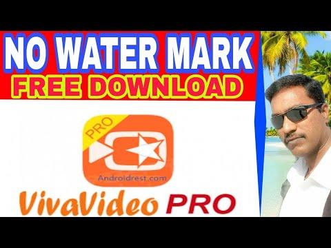 Viva video pro free download,no water mark,full unlock,Tamil