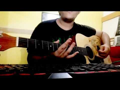 Santa Monica Dream guitar cover [WITH TABS] [FREE]