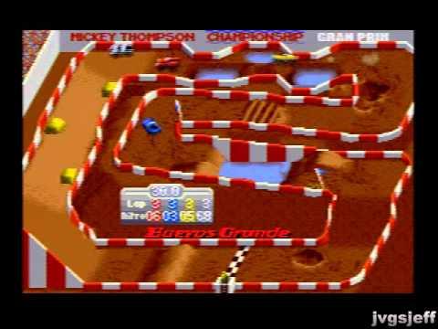 Super Off-Road - Super Nintendo (SNES)