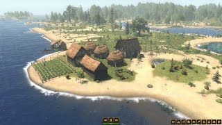 Life is Feudal Forest Village 01 Banished в новой обертке