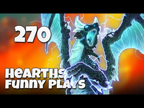 Hearthstone Funny Plays 270 - 동영상