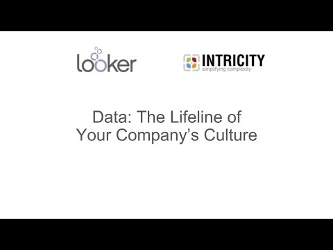 Data: The Lifeline of your company's culture