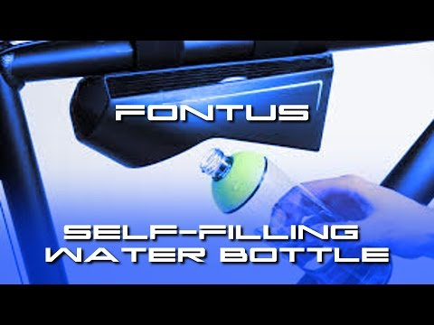 Fontus Self Filling Water Bottle - Behold The Future
