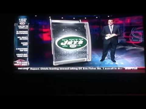New York Jets Draft Blunders