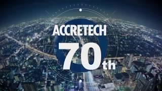 ACCRETECH Europe Anniversary