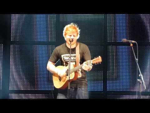 Ed Sheeran - Grade 8 - Live - Madison Square Garden - MSG - 11/7/13 November 7, 2013