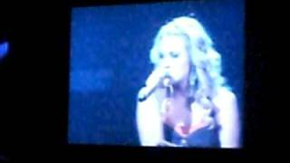 Carrie Underwood- Chatter 2 Concert Dallas, TX