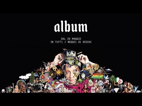 Ghali - Cover & Tracklist