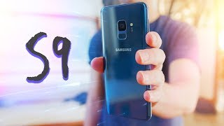 The Samsung Galaxy S9 has an Amazing Feature