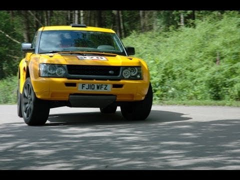 Worlds fastest SUV? The Bowler EXR-S. - /CHRIS HARRIS ON CARS
