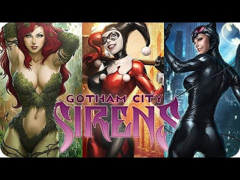 GOTHAM CITY SIRENS Movie Preview (2018) What to expect from the Suicide Squad spinoff movie?