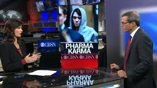 Notorious pharmaceutical CEO Martin Shkreli arrested on fraud charges