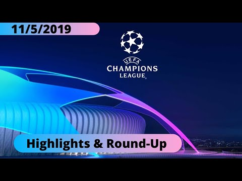 Uefa Champions League 11/05/2019 Highlights Round-up