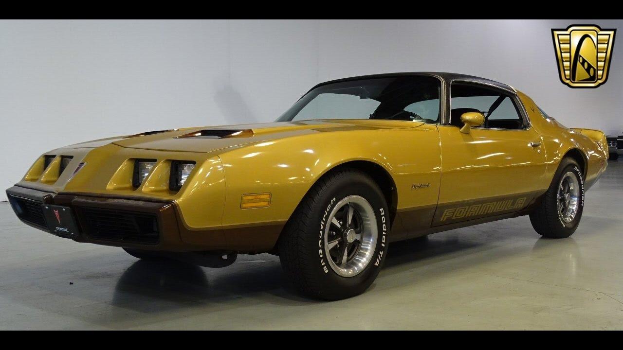 Pontiac firebird 79
