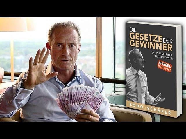 Gesetze der Gewinner - Interview mit Bodo Schäfer