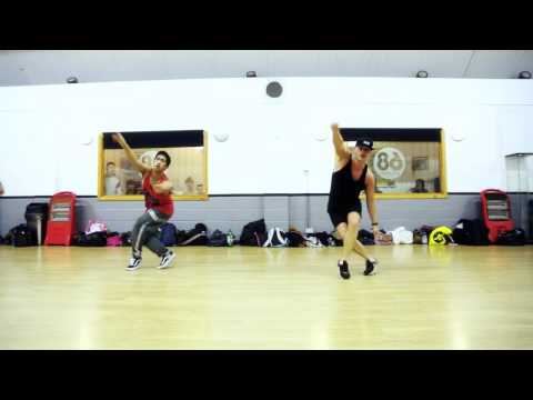Jay Z - Holy Grail (featuring Justin Timberlake) | Choreography by Ronald Castor and Sven Taylor