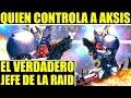 Destiny - EL VERDADERO JEFE DE LA RAID (Quien Controla a Aksis)