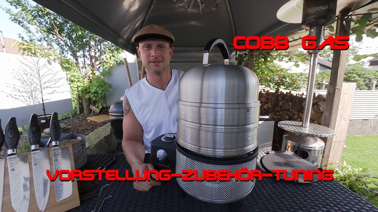 Cobb Gasgrill Pulled Pork : Cobb gas grill vorstellung zubehör tuning tipps youtube