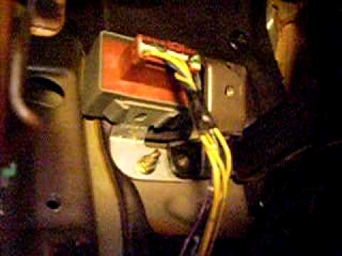 honda prelude fuel pump relay wiring diagram honda fuel master relay youtube  honda fuel master relay youtube