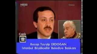 Aziz Nesin Belgeseli - Ceviz Kabuğu Bölüm 3 (Aziz Nesin - Recep Tayip Erdoğan tartışması)
