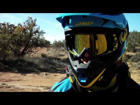 One Industries Atom Trace Helmet at Motorcycle-Superstore.com