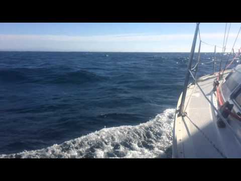 Sailing from Sines to Lagos