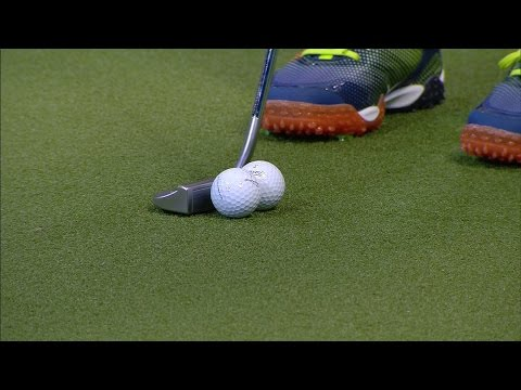 The Golf Fix: Two Ball Drill | Golf Channel