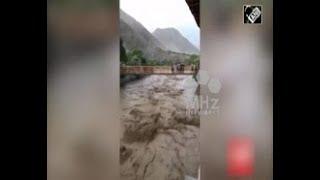Afghanistan News (12 Jul, 2018) - At least 10 killed in flood triggered by landslide in Afghanistan
