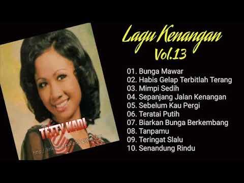 Lagu Kenangan Vol.13, Tetty Kadi