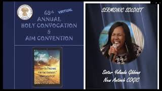 68th Holy Convocation & AIM Convention - (Friday Evening)